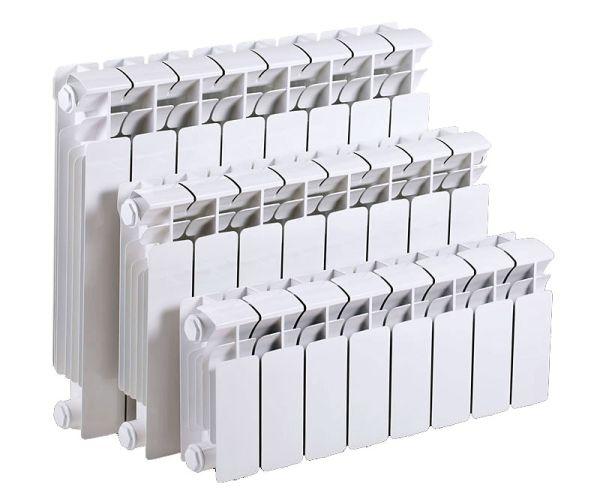 Секционные батареи из биметалла