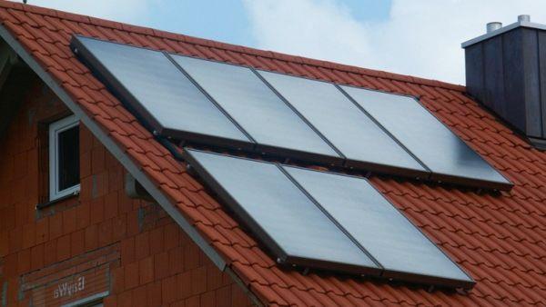 Солнечные коллекторы отопления