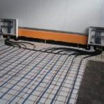 Тёплый пол электрический